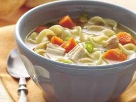 Murgh Aur Noodle Soup
