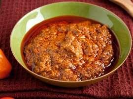 Meat Harissa