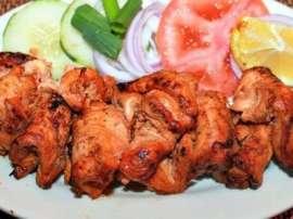 Mutton Afghani Boti Kabab