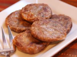 Kachay Keema Kabab