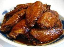 Soy Sauce Roast Chicken