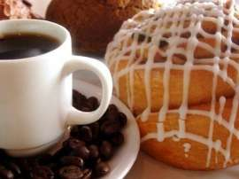 Coffee Pastry