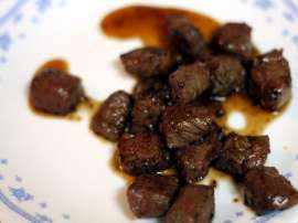 Mazedar Beef Fried