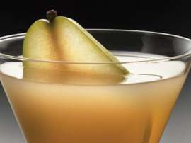 Pear And Passion Cocktail
