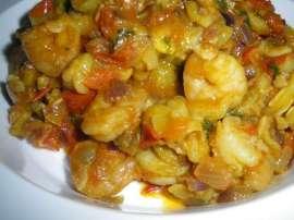 Jhinga Fish Tomato