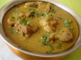 Pakistani Style Chicken Korma