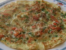 Butter Omelette