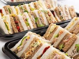 Jhinga Gobhi Sandwich