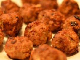 Chicken Kofta Chinese
