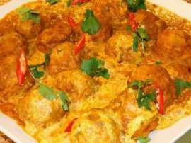 Sweet And Sour Kofta