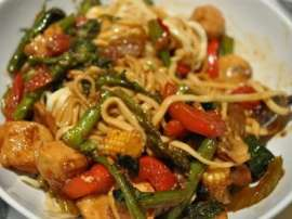 Chinese Chicken Vegetable