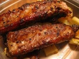 Slippery Meat Slice