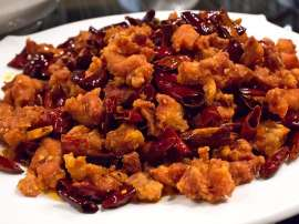 Spiced Diced Meat