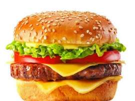Quick Beef Burger