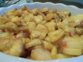 Keley Mepal Aur Lemo Kay Paein Cake