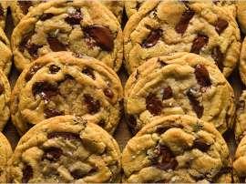 Dahi Aur Khubani Ki Cookies