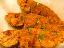 Fried Fish Salsa Sauce
