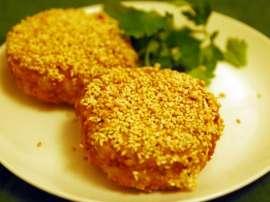 Corn Fish Cake