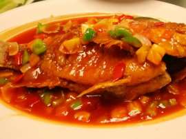 Chinese Masala Fish