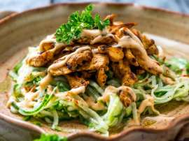 Kheeray Aur Chicken Noodles