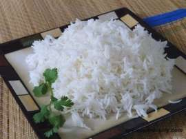 QUICK AND EASY BOIL RICE RECIPE