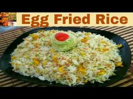 Egg Fried Rice Pakistani