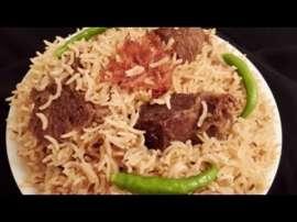 Yakhni Beef Pulao In Urdu