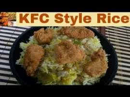 KFC Style Rice Pakistani