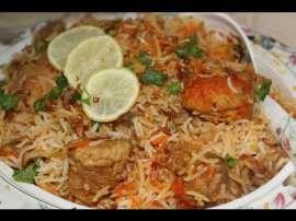 Teh Wali Chicken Biryaani Hyderabadi