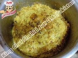 Chicken Biryani Karachi Special