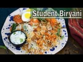 Karachi Student Biryani