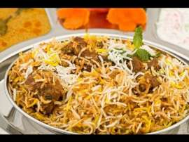 Chicken Roast Biryani