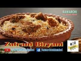 Zafrani Mutton Biryani
