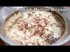 Muradabadi Mutton Biryani