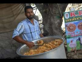 Indian Muslim CHICKEN BIRYANI