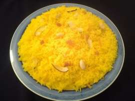 Zarda Sweet Rice