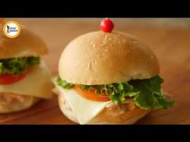 Mini Chicken Burger