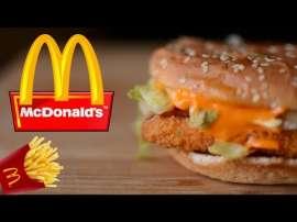 McSpicy Paneer Burger