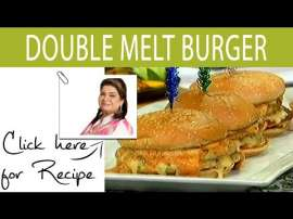 Double Melt Burger