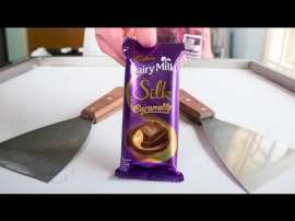 Cadbury Diary Milk Silk ICE CREAM