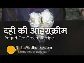 Indian Yogurt Ice Cream