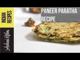 Cabbage Paneer Paratha