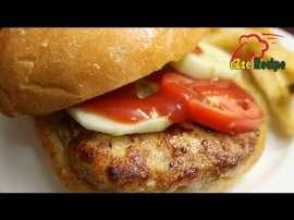 Simple Chicken Burger