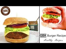 Bean Patty By GBK