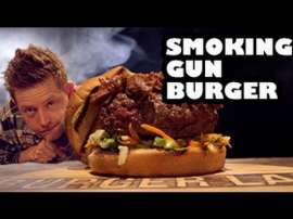Smoking Gun Burger