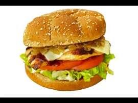 Bangladeshi Style Chicken Burger