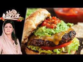 Mexican Cheese Burger