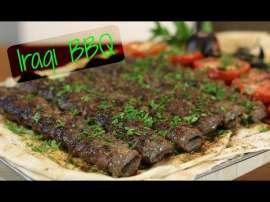 Iraqi Style Kabab