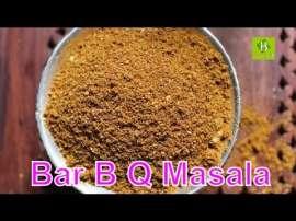 Bar B Q Masala