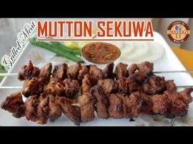 MUTTON SEKUWA Grilled BBQ